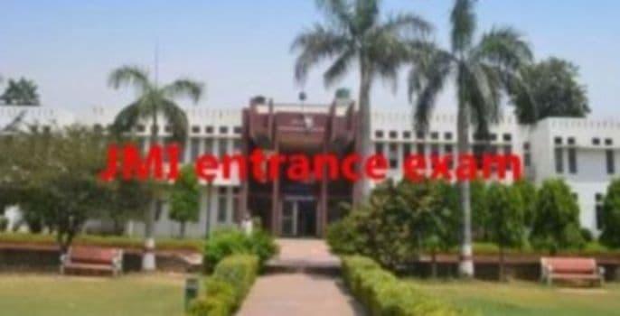 JMI entrance exam
